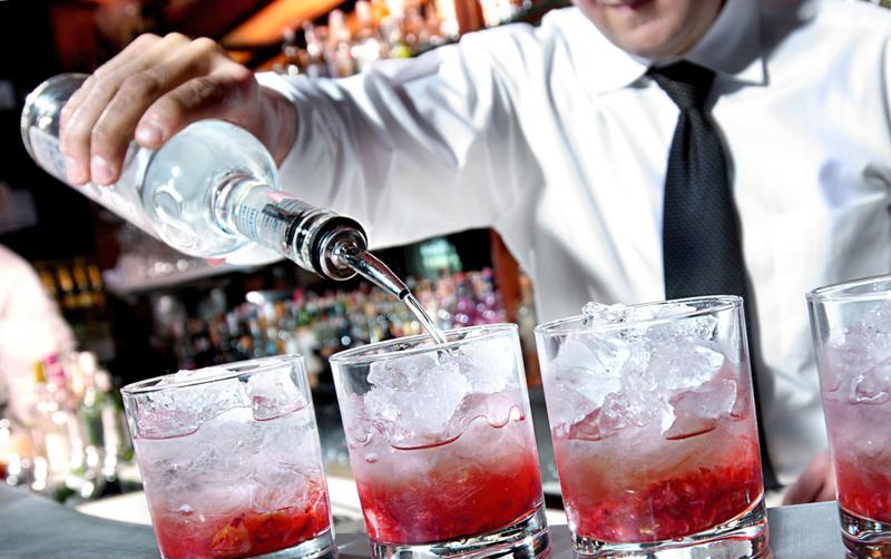 Benidorm Open Bar
