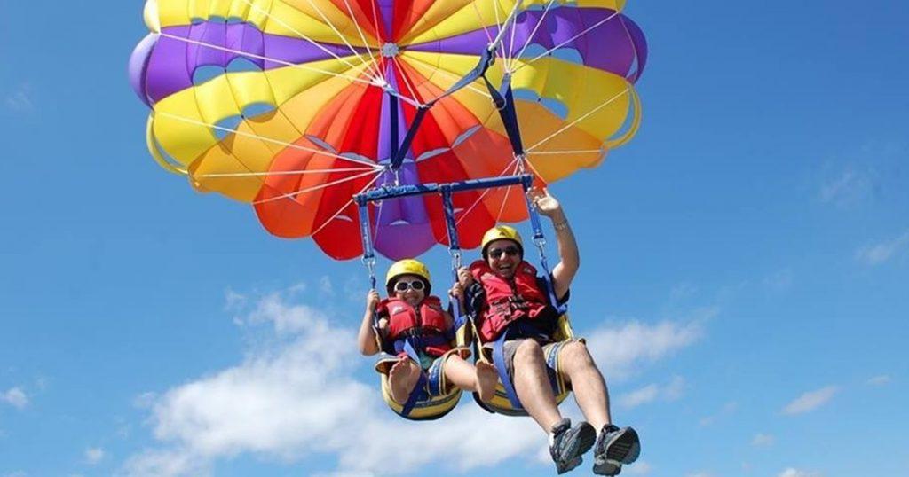 parasailing benidorm